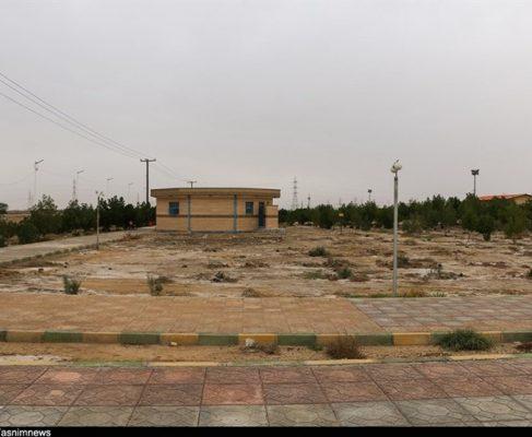 زیرساختهای ۸ میلیاردی پارک خوارزمی ماهشهر در آستانه نابودی + تصاویر