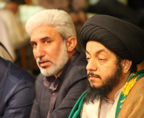 گزارش تصویری مراسم اعیاد شعبانیه در مرکز شهرک طالقانی با حضور صدا و سیمای مرکز خوزستان