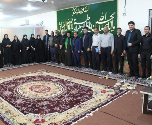 اولین کانون سلامت محله شهرستان بندر ماهشهر در شهرک طالقانی راه اندازی شد