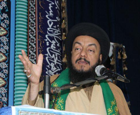 حجت الاسلام و المسلمین سید سلمان هاشمی: آینده جهان اسلام در گروی ایستادگی برمقاومت است و هیچ راهی جز مسیر مقاومت برای رسیدن به قلههای عزت، افتخار و پیشرفت وجود ندارد