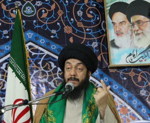 حجت الاسلام و المسلمین سید سلمان هاشمی: مطالبه گری و دفاع از حقوق مردم یکی از مهمترین رسالت ائمه جمعه است