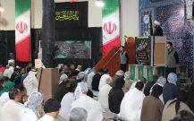 حجت الاسلام و المسلمین شیخ حسین لفته پور: اربعین حسینی بعنوان بزرگترین حرکت شیعی و دسته جمعی مردمی در محور مقاومت است