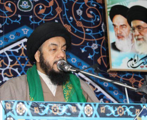 شرح خطبه اول نماز جمعه شهرک طالقانی مورخ ۲۵ بهمن ۹۸