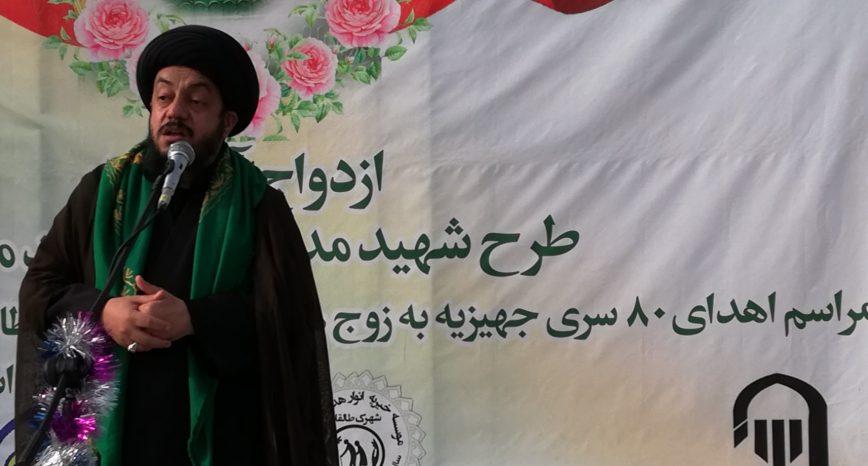 سید سلمان هاشمی امام جمعه شهرک طالقانی :برخی مسئولین از ظرفیت های ناب شهرک طالقانی غافلند